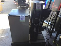 Refrigerator and Water Dispenser
