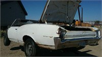 1966 Pontiac LeMans Convertible