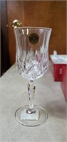 Royal Crystal Rock Opera 6 Wine Glasses
