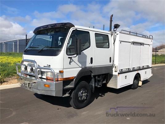 2004 Mitsubishi Canter 4x4 - Trucks for Sale