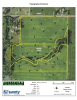 Tract 2 – 38.74+/- Acres, 34.6+/- Tillable