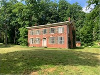 Russell, PA Real Estate: Home, Barn & 36 Acres
