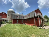 Gorgeous Barn Style House for Absolute Auction