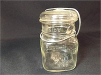Presto Glass Jar, with Bale and Lid