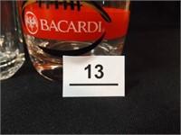 Shot, Drink Glasses- Harley, Camel, Bacardi
