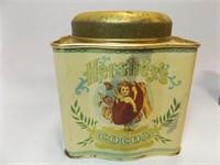 Hershey's Cocoa, Lipton Tea Tins