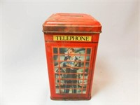 English Booth Bank, Bentley's of London Tin