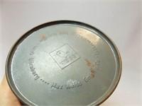 Weiss German Tin