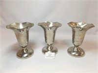 Sundae Cups, Metal