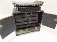 Japanese Jewelry Box, Fan