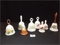 Bells, Nature - American Treasury #'d - (8)