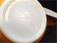 Pyrex Old Orchard Nesting Bowls (4)