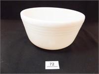 Pyrex Milk Glass Mixing Bowl