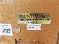 Thomas AM/FM Radio, Cassette Player