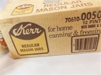 Canning Jars (15), Lids