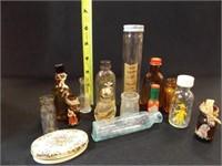 Small Bottles, Tin (150