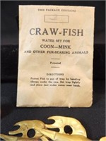 Craw-Fish Water Set, Bell, Other