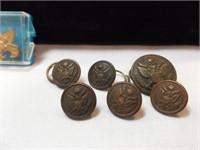 Pins, Buttons (11)