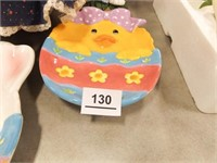 Spring/Easter Decorations - 1 Tub