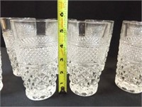 Wexford Pitcher, 8 Glasses