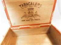 Wood Pipe Rest, Wood Cigar Box