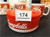Campbell's Soup Pictures, Mugs, Holder