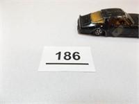 "Ertl Black Pontiac Firebird, 3"""
