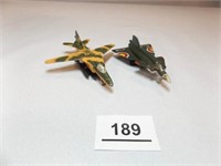 Toy Airplanes (2)