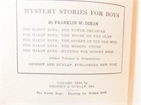 1927, 1928, First Edition 1929 Books