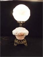 Hurricane Lamp, 3-Way