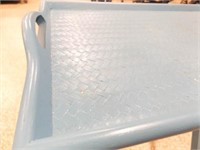 Serving Tray on Folding Stand