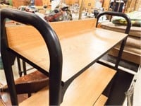 Shelf Unit, Metal / Manufactured Wood