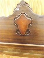 """Wood Headboard, Full Size, 55"""" x 57"""" tall"""