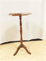 """Wood Plant Stand, 31"""""""