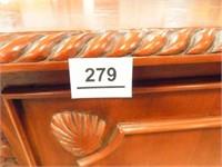 """Wood Buffet, 39"""" tall x 72"""" x 24"""""""