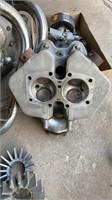 Triumph 650 Engine with Extras