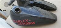1970's AMF Harley Davidson Split Tank