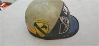 Vintage Motorcycle Helmet