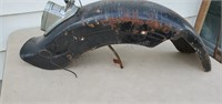 Vintage Harley Fender w/ Tombstone Taillight