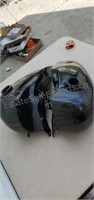 Motorcycle Split Tank
