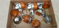 Vintage Assorted Turn Signals