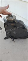 Vintage Iron head Sportster Oil Tank