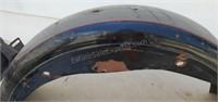 Harley Sportster Fender & Taillight