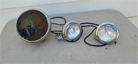 Vintage Headlights