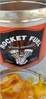 Rocket Fuel Tin w/ Contents