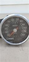 Vintage Speedometer/Odometer