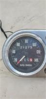 Vintage Harley Speedometer/Odometer