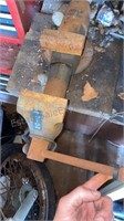 Wilton Bench Vise Buyer Must Remove
