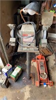 Craftsman Bench Grinder Untested