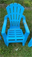 Plastic Lawn Furniture